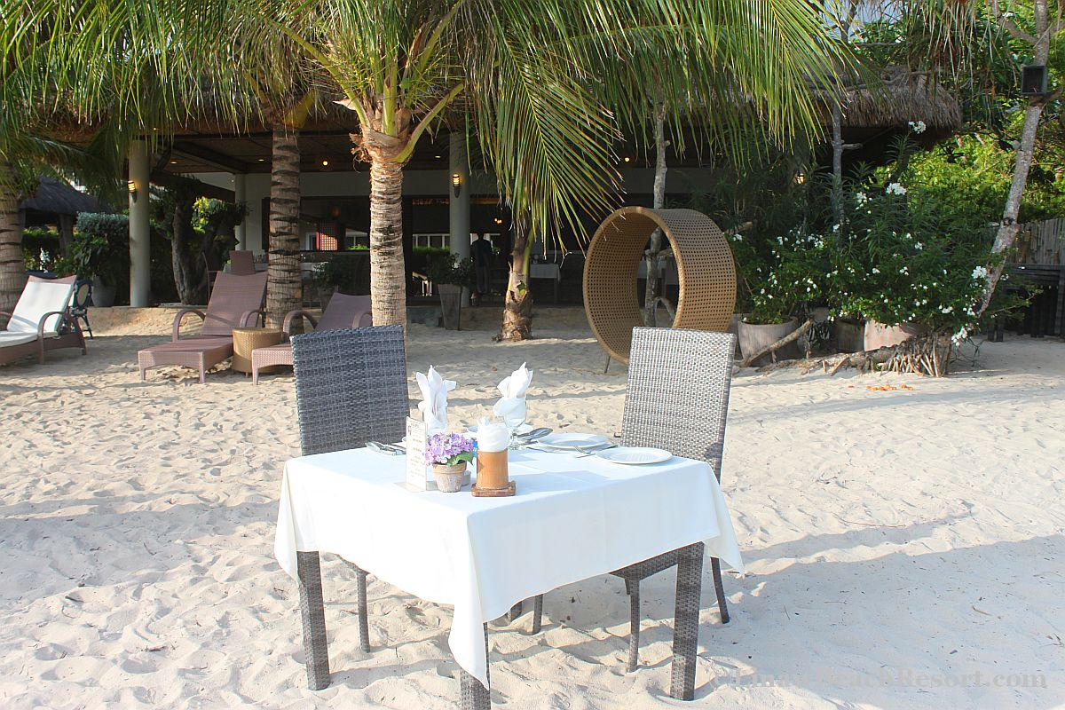 Pearl Restaurant Linaw Beach Resort Bohol Philippines