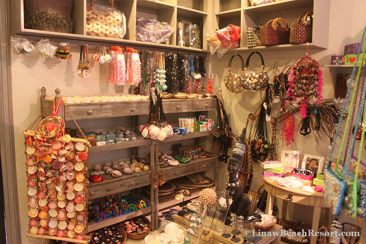Gift Shop | Alona, Panglao Island, Bohol Beach Resort