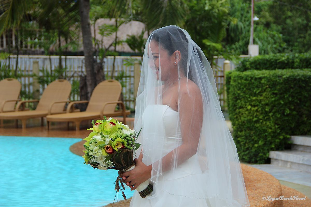 Linaw Beach Resort Panglao Island Bohol Weddings 011