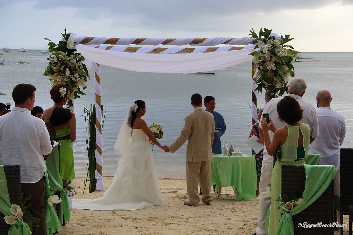 Linaw Beach Resort Panglao Island Bohol Weddings 013