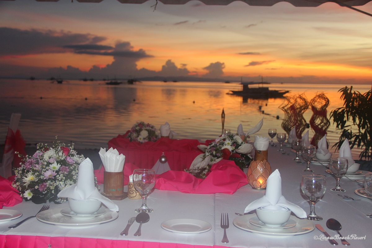 Linaw Beach Resort Panglao Island Bohol Weddings 020