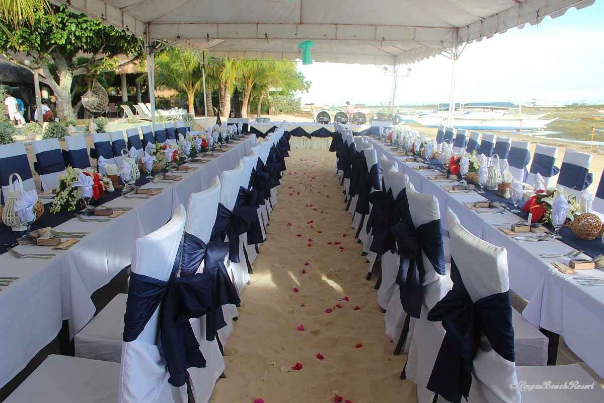 Linaw Beach Resort Panglao Island Bohol Weddings 028