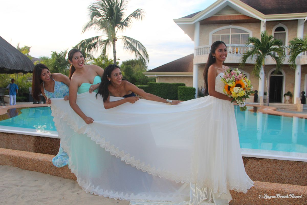 Linaw Beach Resort Panglao Island Bohol Weddings 032