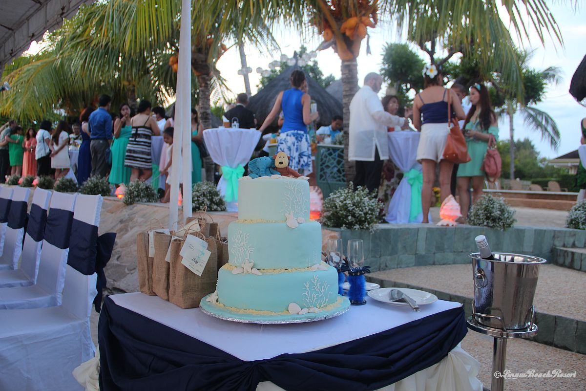Linaw Beach Resort Panglao Island Bohol Weddings 033