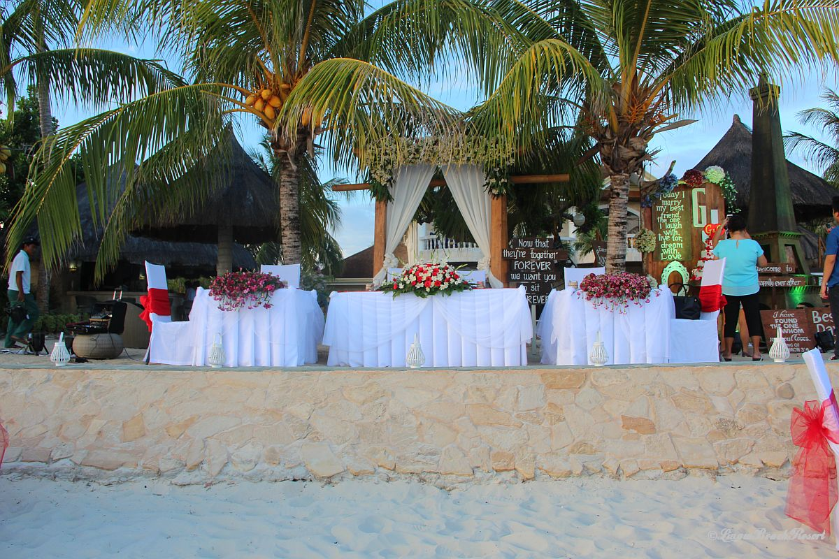 Linaw Beach Resort Panglao Island Bohol Weddings 045