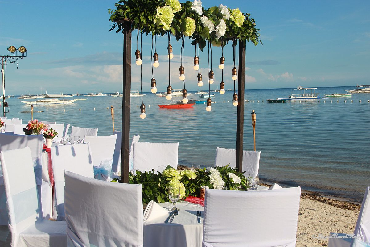 Linaw Beach Resort Panglao Island Bohol Weddings 052