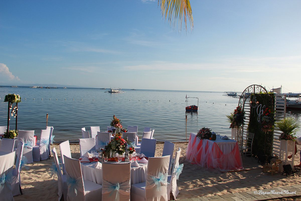 Linaw Beach Resort Panglao Island Bohol Weddings 054