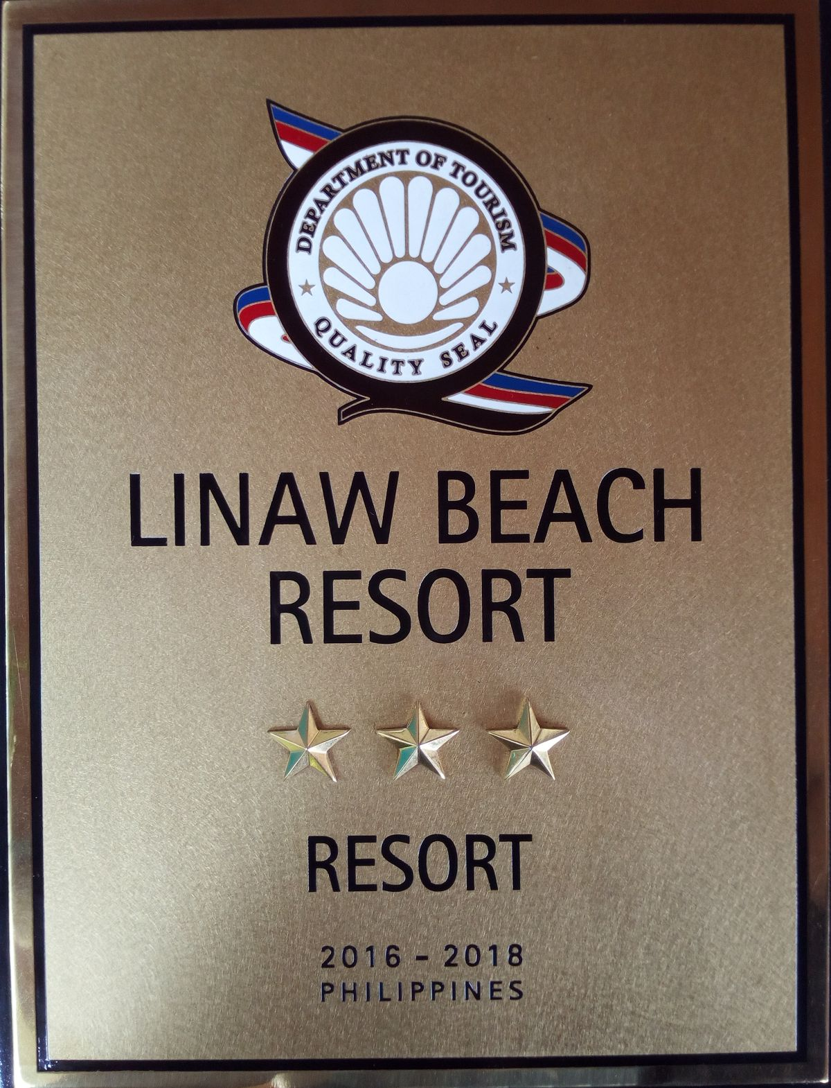 Linaw Beach Resort Reward