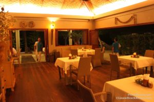 Pearl Restaurant Linaw Beach Resort 030